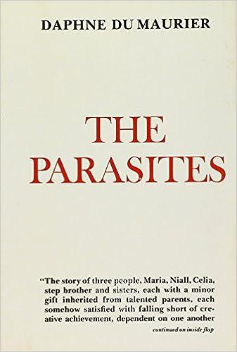 daphne du maurier paraziták
