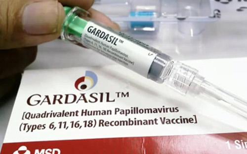 hpv négyértékű vakcina