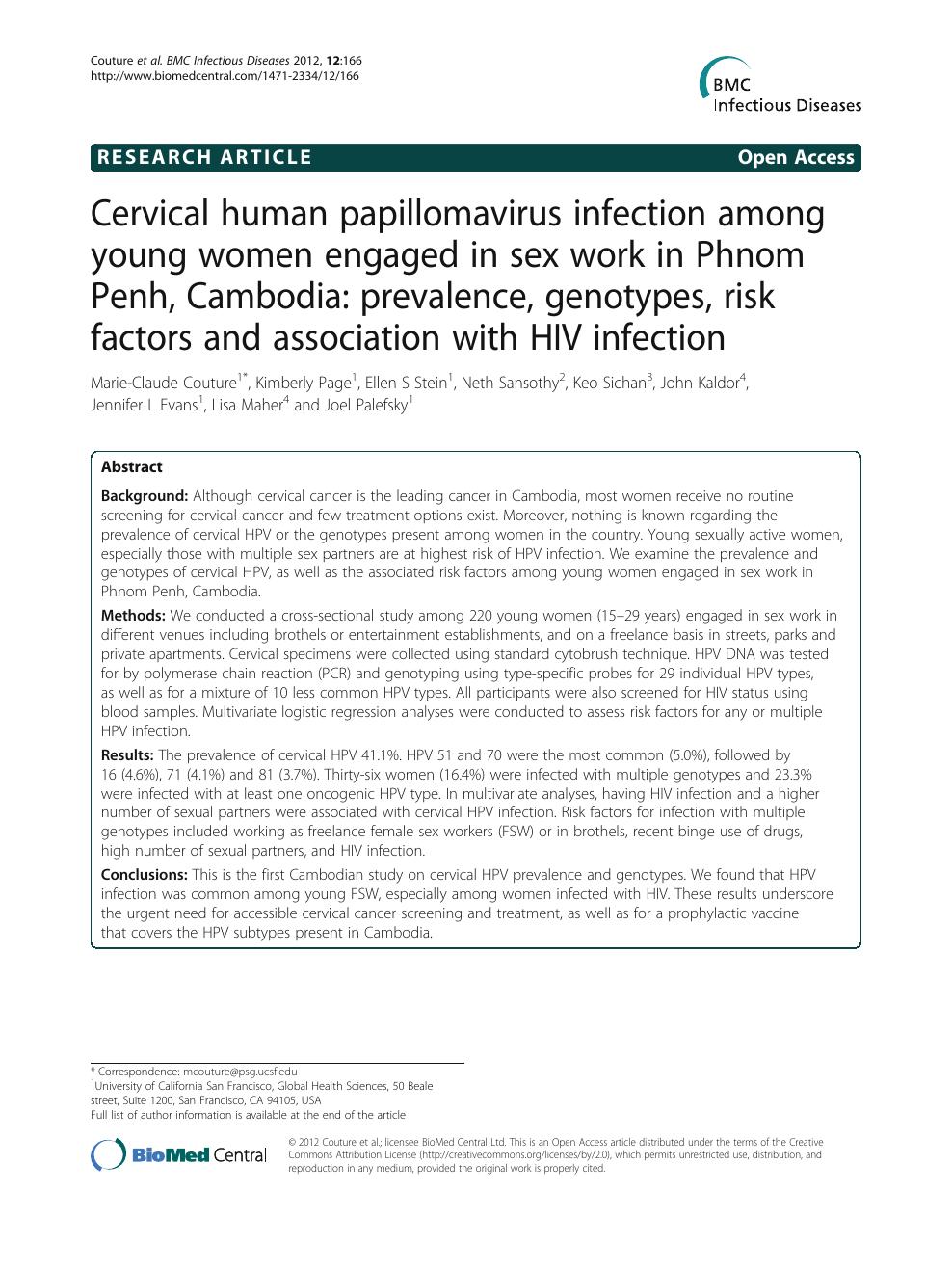 16. számú papillomavírus)