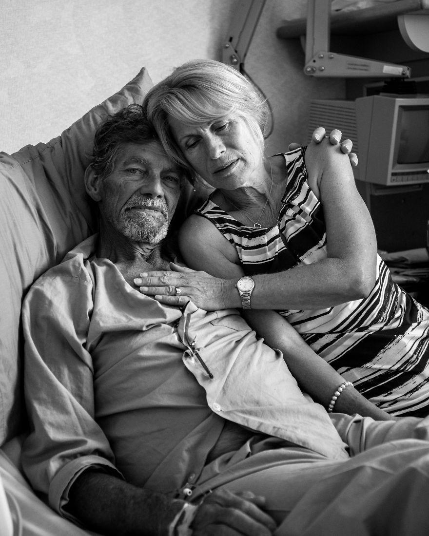 Élet az élet végén - Amikor a betegek mesélni kezdenek