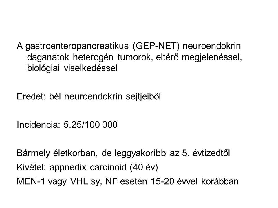 neuroendokrin rákdaganat