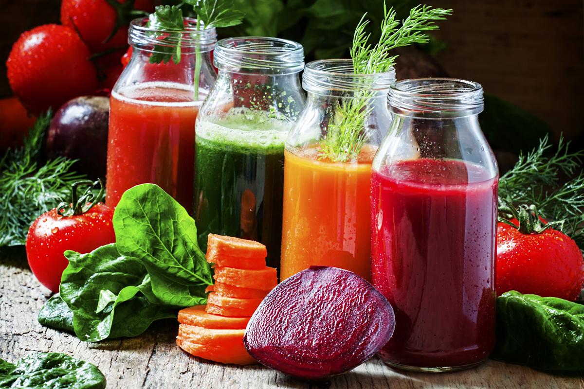 Vitamindús receptek tavaszi méregtelenítő kúrához