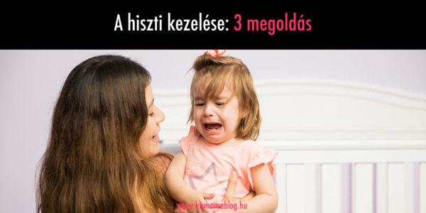 a gyermekek kezelése