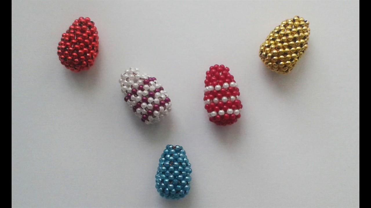 Húsvéti minták és ötletek gyönggyel