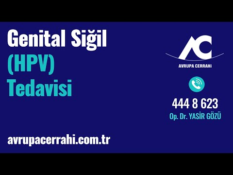 hpv cerrahi tedavisi)