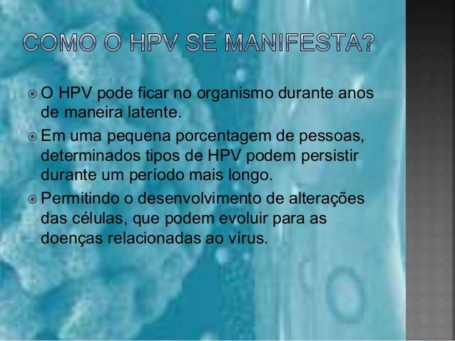 papillomavírus mikrobiológia
