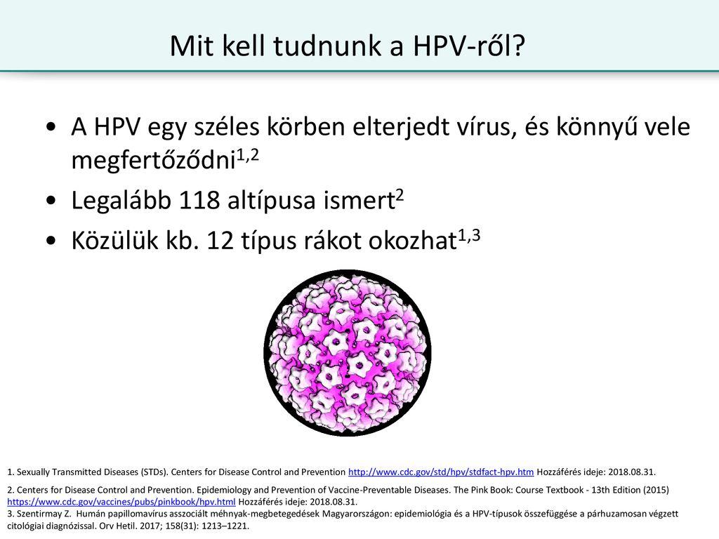 papilloma vírus kisgyermekeknél