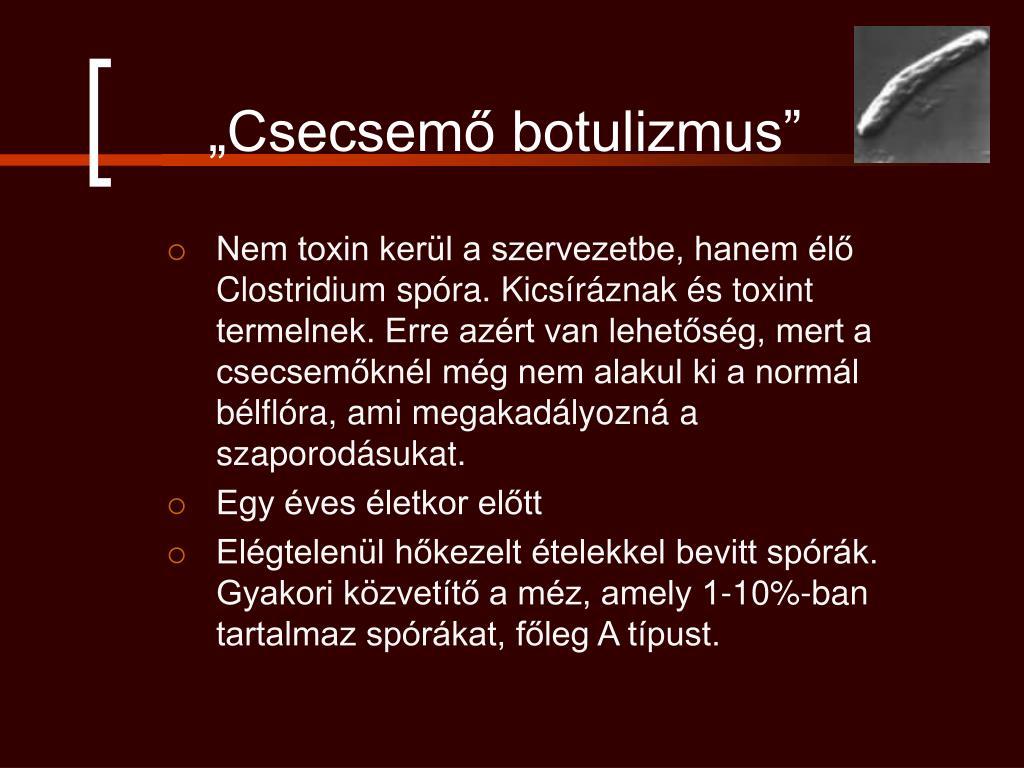 botulinum toxin íze)