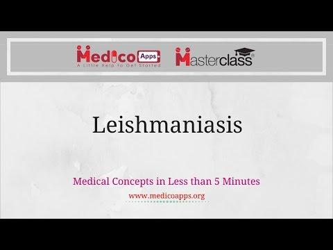paraziták leishmania donovani