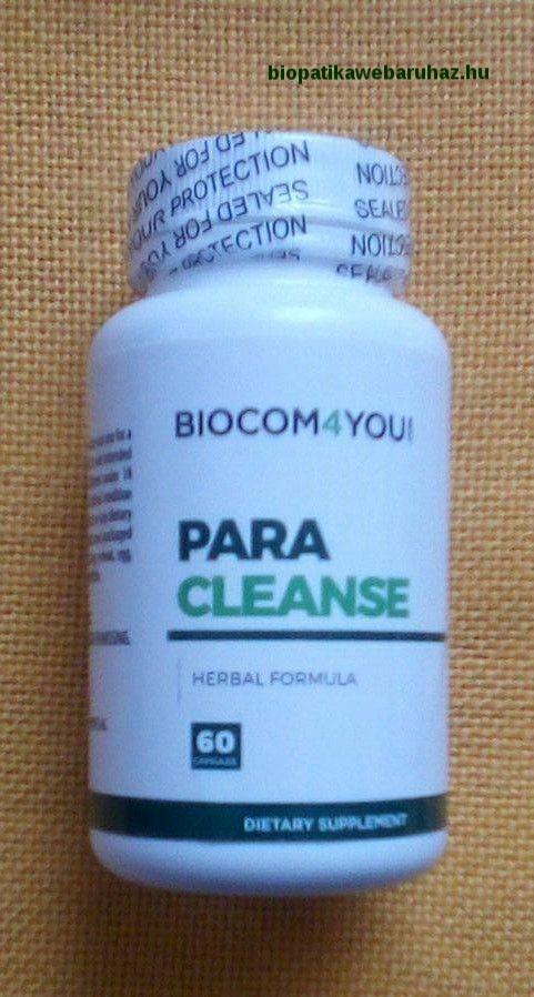 a parazita fertőző kezelése belsőleg)