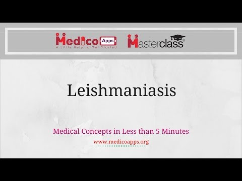 Dr. Diag - Leishmaniasis visceralis