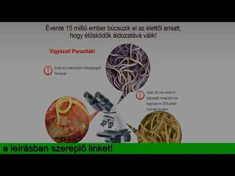 vírusok és paraziták kezelése komplex parazitaellenes vélemények choyce