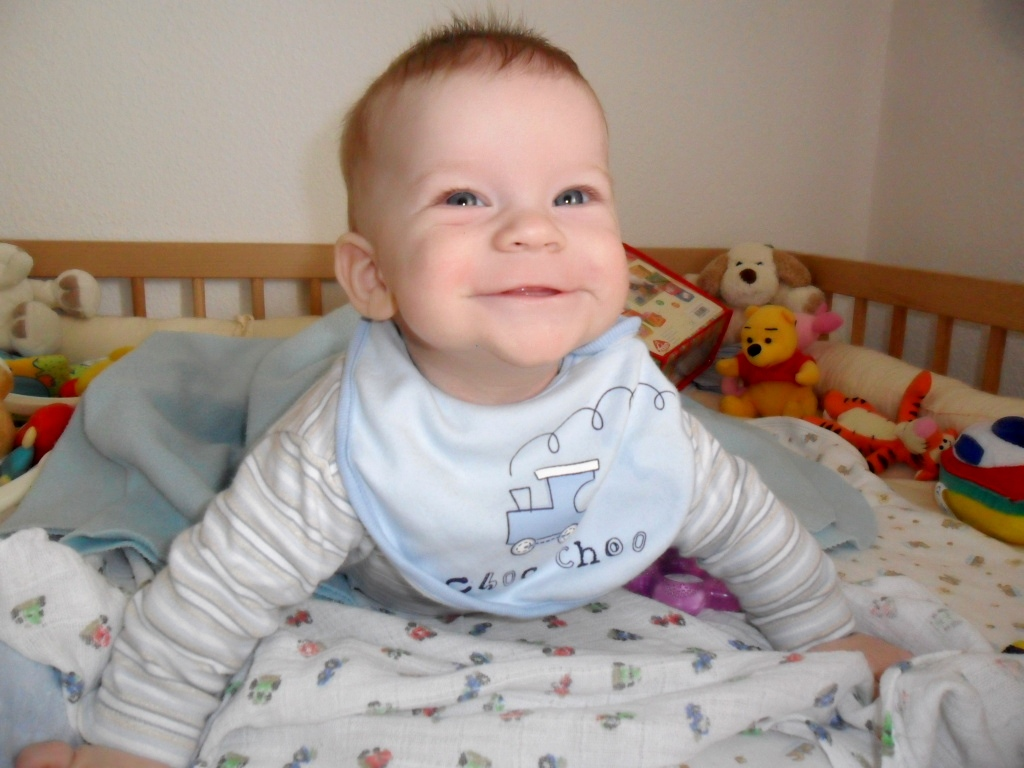 férgek 6 hónapos csecsemőknél)