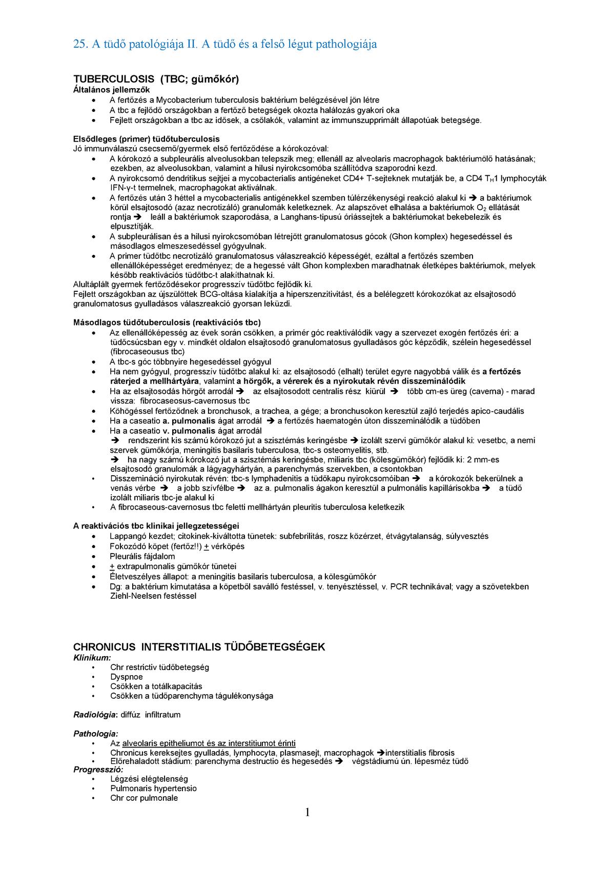 légzési papillomatosis esetek)