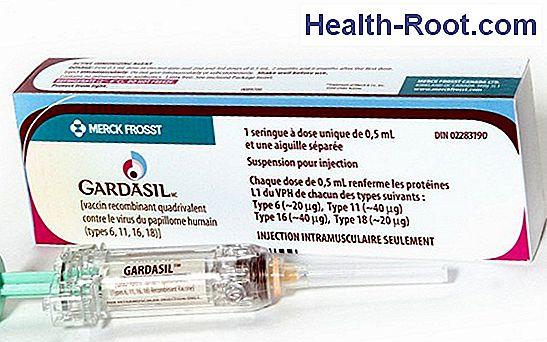 gardasil papillomavírus elleni vakcina)
