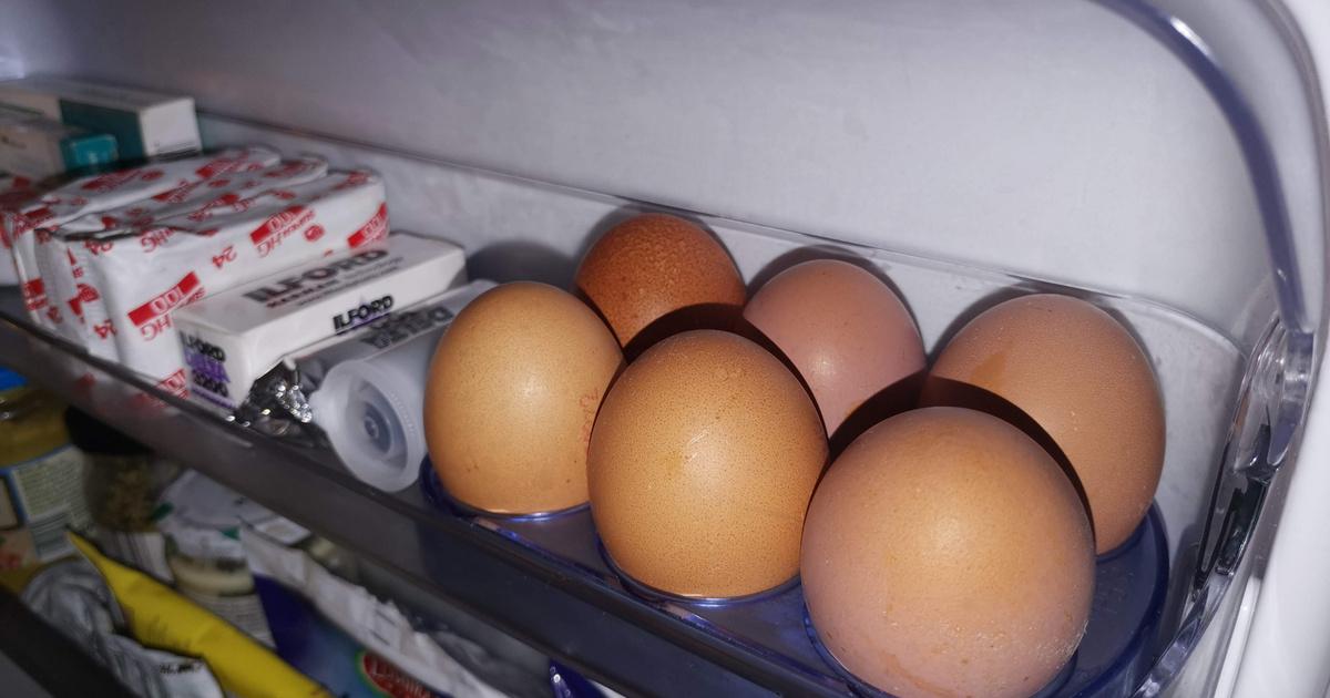 hogyan kell tojást rakni