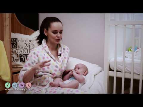 hogyan kezeljük a csecsemőket férgekkel