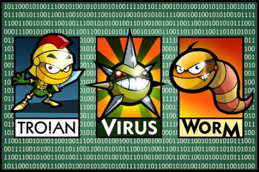 híres vírusok