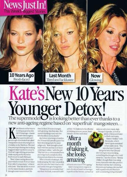 Pillants be a Kate Moss-féle méregtelenítő kúra rejtelmeibe! | Wonder?Woman
