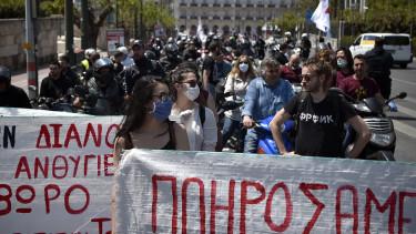 vírus görögország
