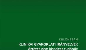 vastagbélrákra vonatkozó irányelvek)