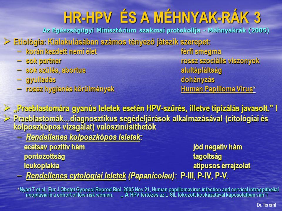 papilloma vírus egészségügyi minisztérium